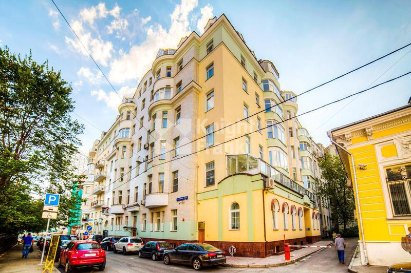 Жилой комплекс Трубниковский переулок, 13стр1, id id2273, фото 1