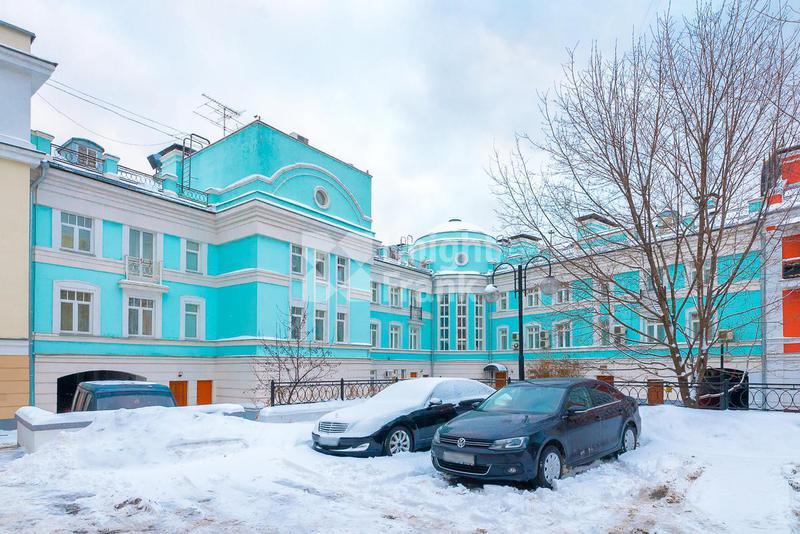 Жилой комплекс Петровский бульвар, 23, id id2289, фото 1