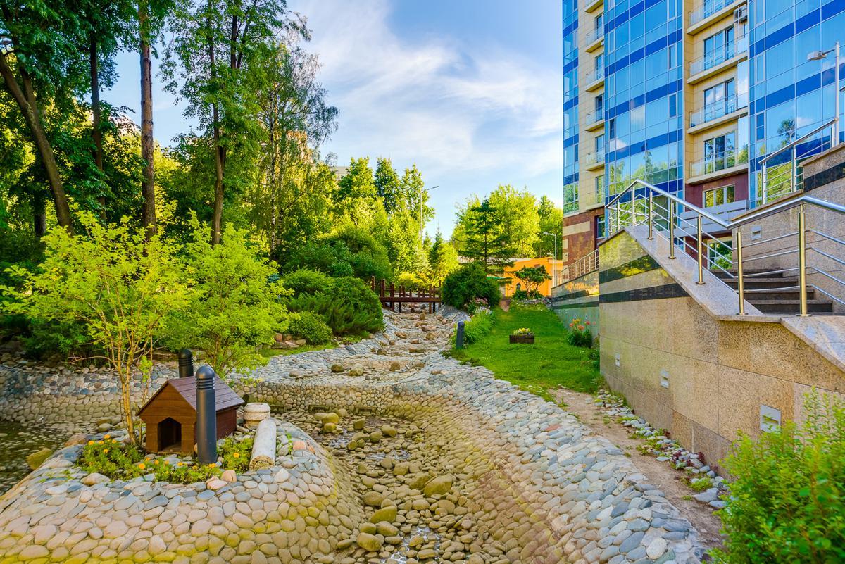 Квартира Кутузовская Ривьера, id as23796, фото 2