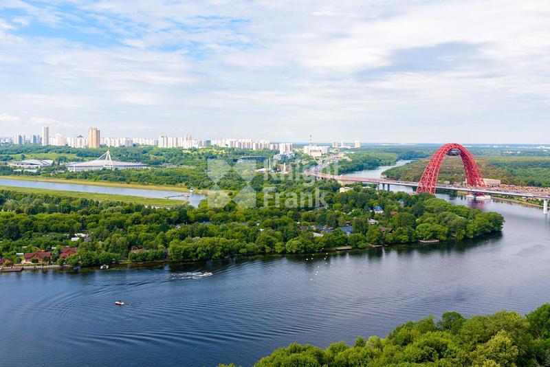 Пентхаус Карамышевская набережная, 62корп1, id al23798, фото 2