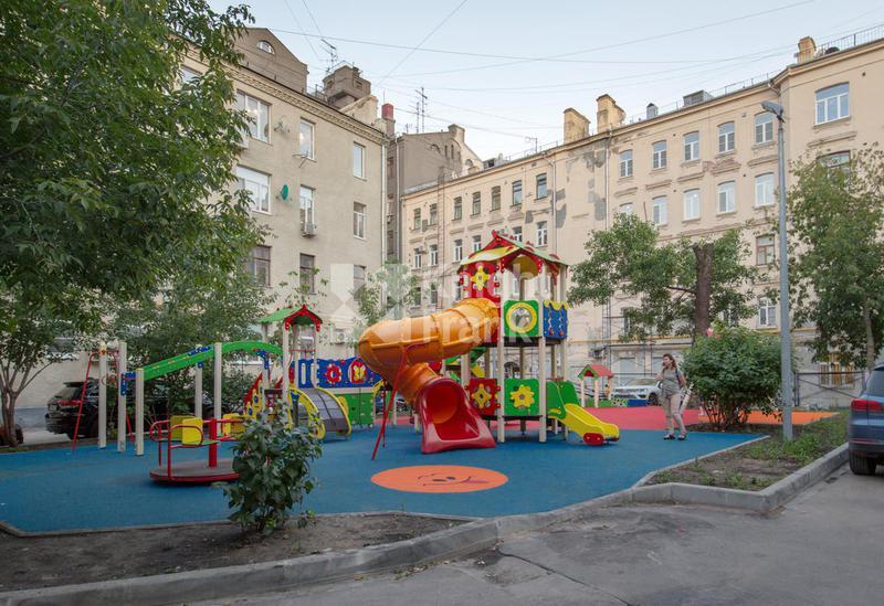 Жилой комплекс Рождественский бульвар, 17, id id24002, фото 2