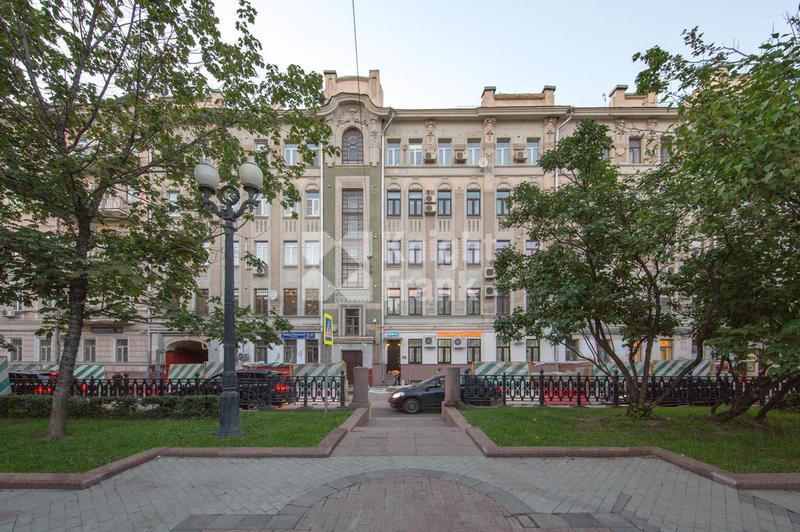 Жилой комплекс Рождественский бульвар, 17, id id24002, фото 1