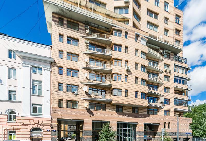 Жилой комплекс Тверской-Ямской 1-й переулок, 11, id id2467, фото 1
