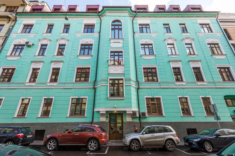 ЖК Большой Афанасьевский переулок, 30, id id24687, фото 3