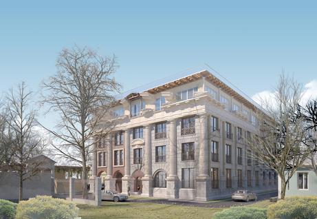 Новостройка Palazzo Imperiale, id id26065, фото 2