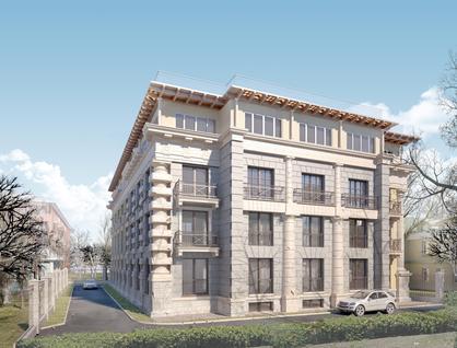 Новостройка Palazzo Imperiale, id id26065, фото 1