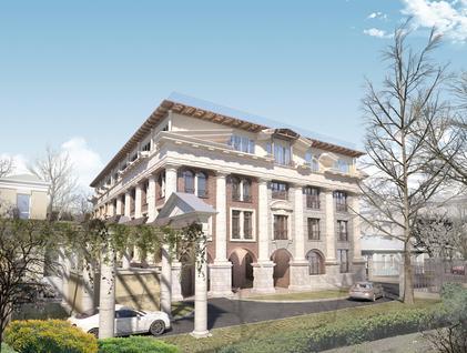Новостройка Palazzo Imperiale, id id26065, фото 3
