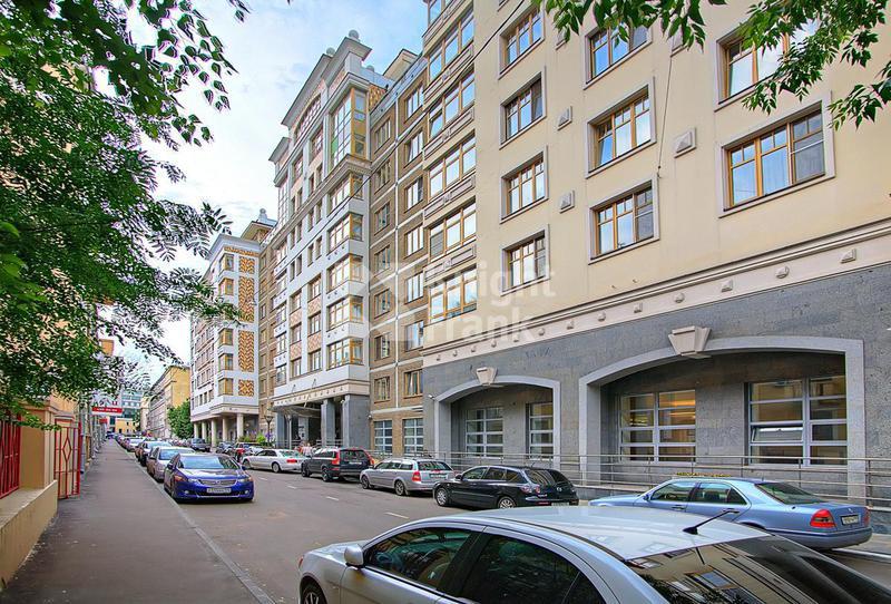 Жилой комплекс Филипповский переулок, 8стр1, id id2645, фото 2
