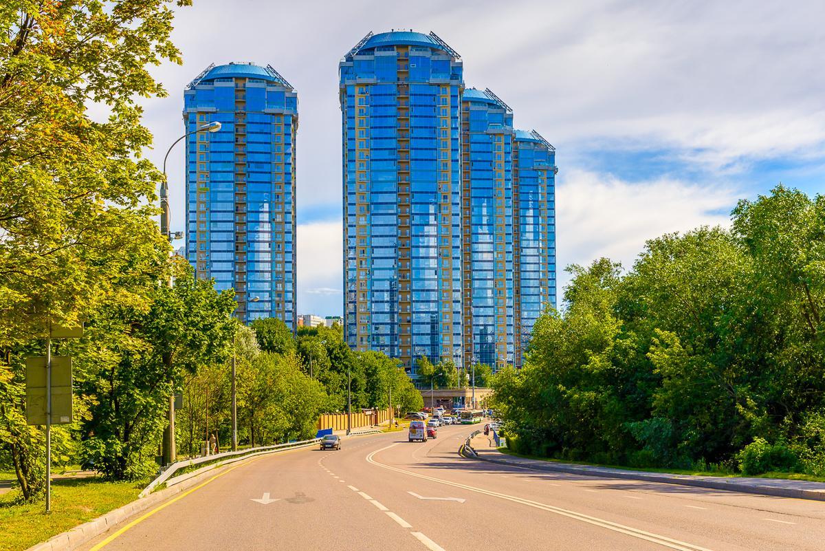 Квартира Кутузовская Ривьера, id as27025, фото 1