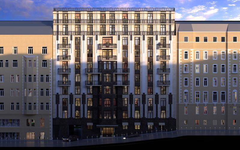 Новостройка Звонарский Делюкс, id id27028, фото 1