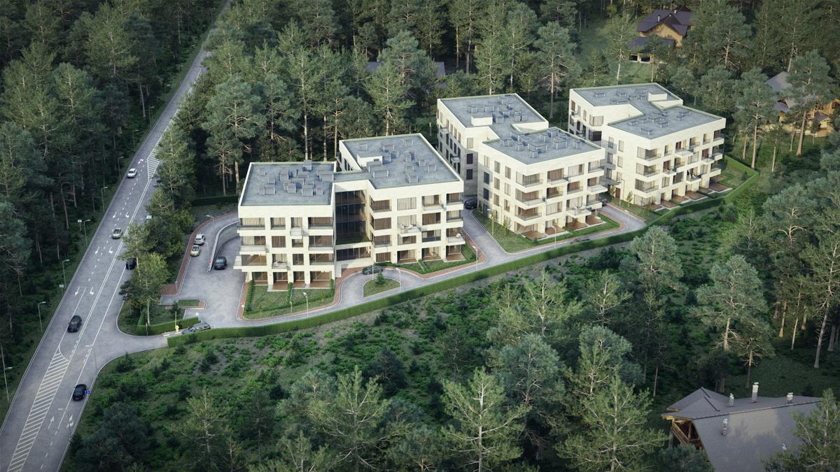 Квартира LEVEL Barvikha Residence, id as29777, фото 8