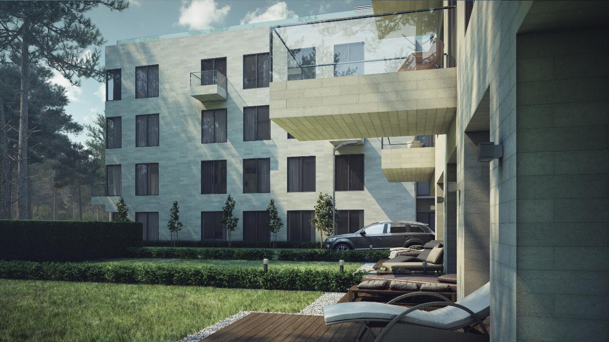 Квартира LEVEL Barvikha Residence, id as29777, фото 5