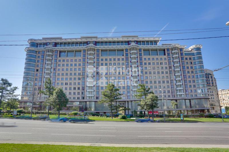 Квартира Новый Арбат, 27, id as27504, фото 1