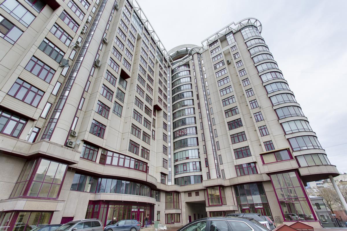 Квартира Новый Арбат, 27, id as27504, фото 4
