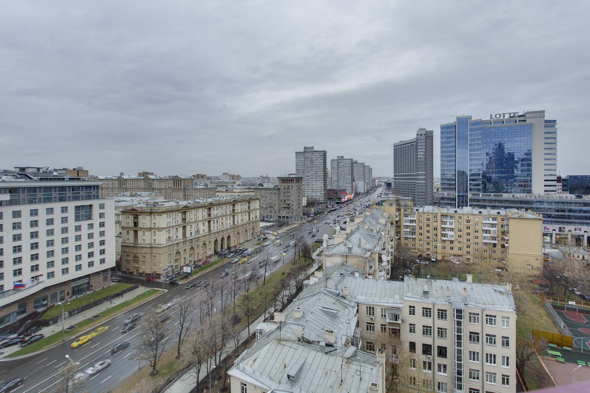 Квартира Новый Арбат, 27, id as27504, фото 3