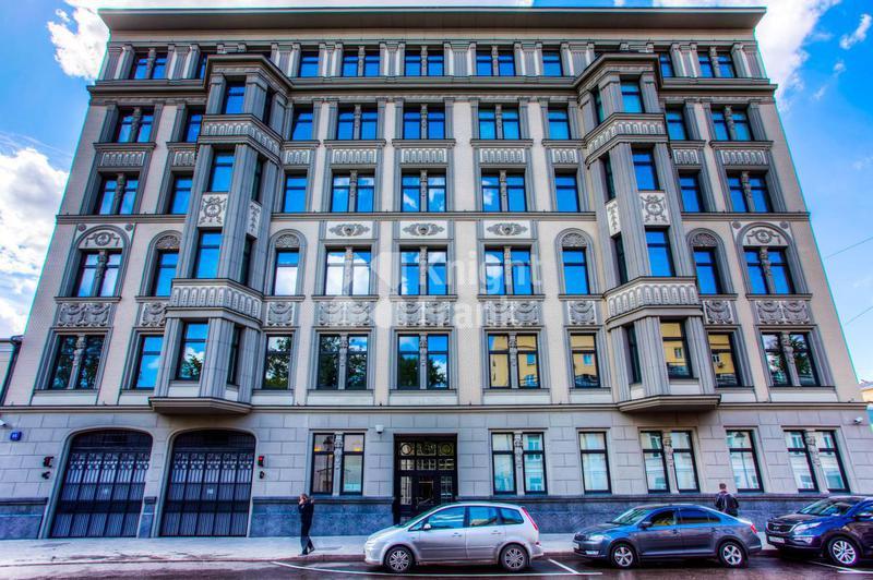 Квартира Малая Никитская, 15, id as27595, фото 1