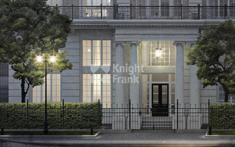 Таунхаус Knightsbridge Private Park, id as27883, фото 1