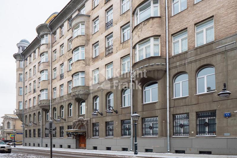 Апартаменты Знаменка, 8/13стр1, id as27889, фото 3