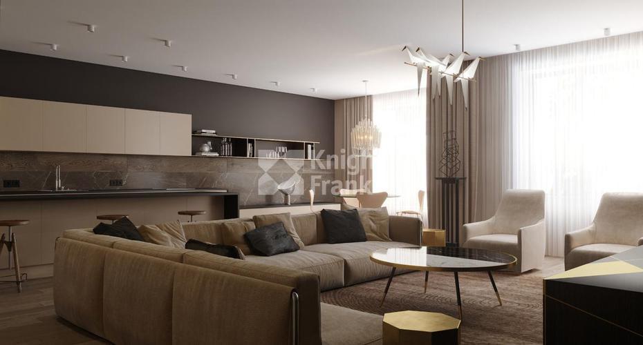 Квартира Филипповский переулок, 8стр1, id as27906, фото 1
