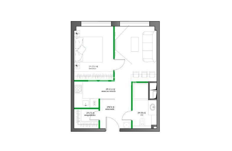 Апартаменты ART Residence, id as28189, фото 3
