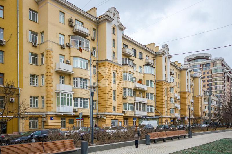 Квартира Новый Арбат, 23, id as28213, фото 3
