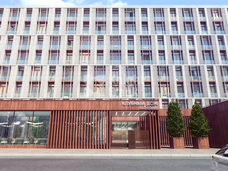 Апартаменты Клубный дом на Сретенке, id as29232, фото 2