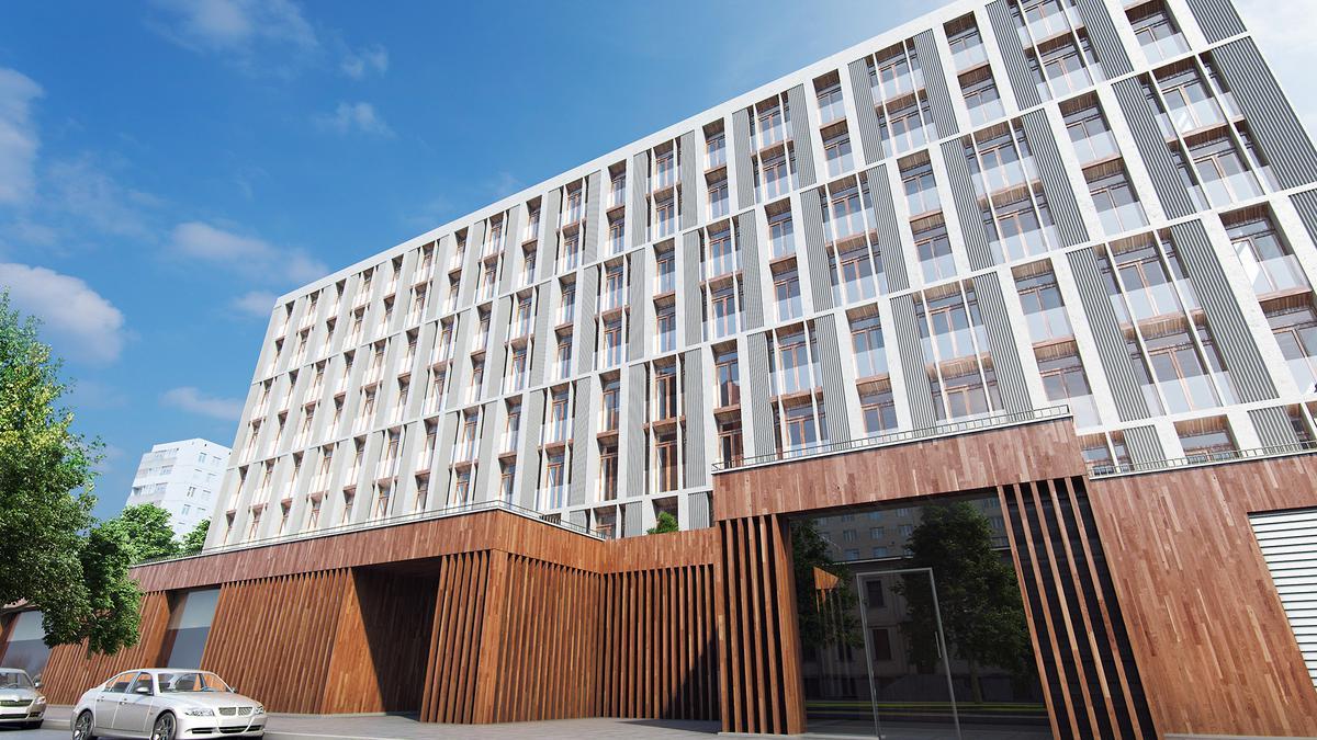 Апартаменты Клубный дом на Сретенке, id as29162, фото 3
