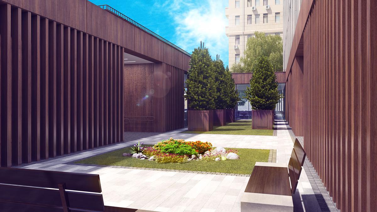 Апартаменты Клубный дом на Сретенке, id as29162, фото 4
