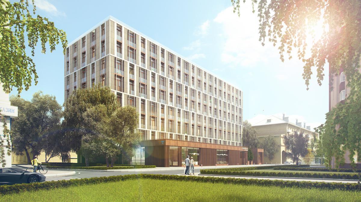 Апартаменты Клубный дом на Сретенке, id as29162, фото 1