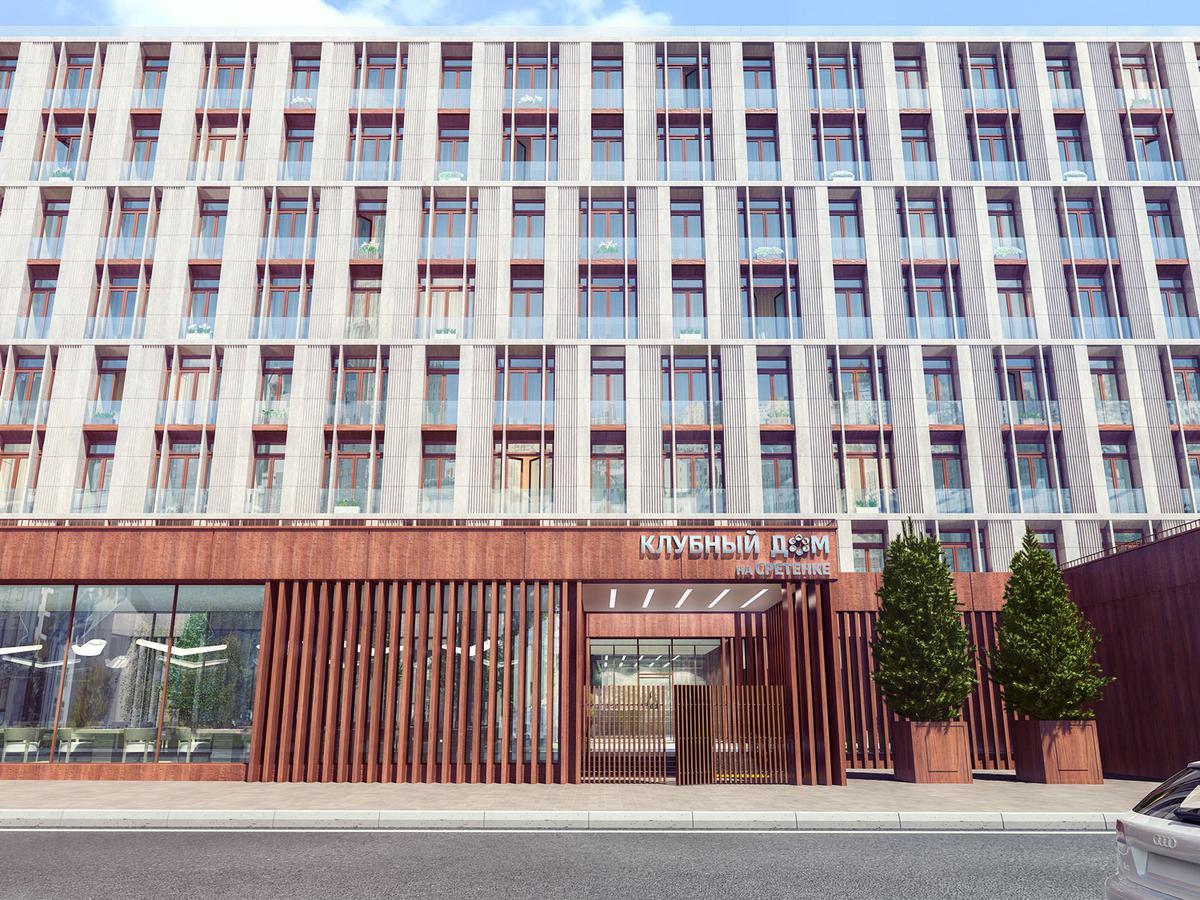 Апартаменты Клубный дом на Сретенке, id as29162, фото 2