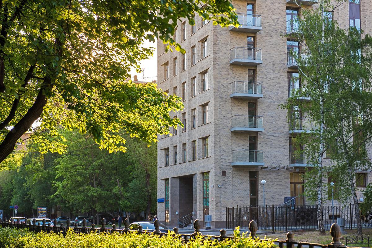 Клубный дом на Серпуховском Валу, id id29113, фото 2