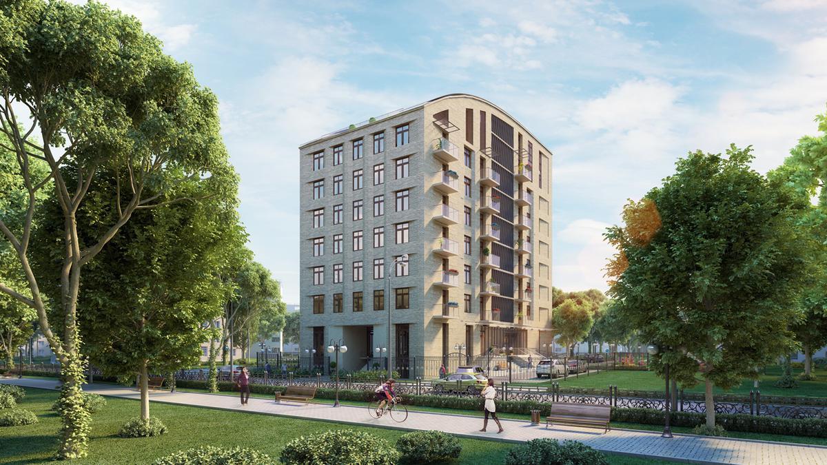 Апартаменты Клубный дом на Серпуховском Валу, id as29116, фото 1