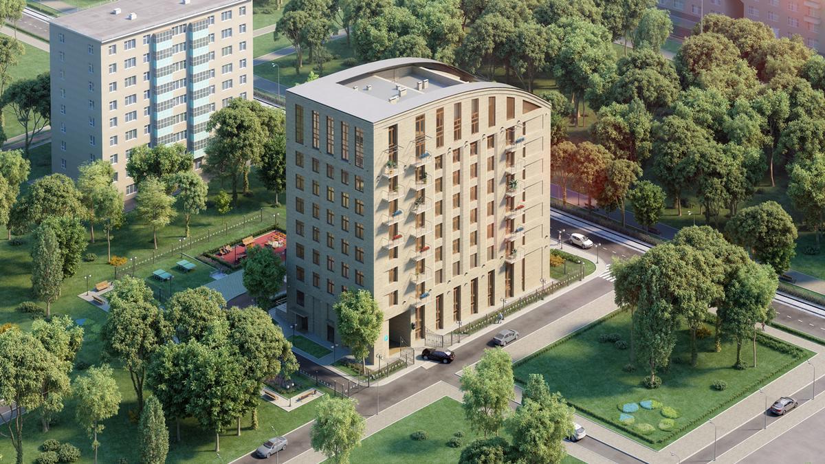 Апартаменты Клубный дом на Серпуховском Валу, id as29116, фото 3
