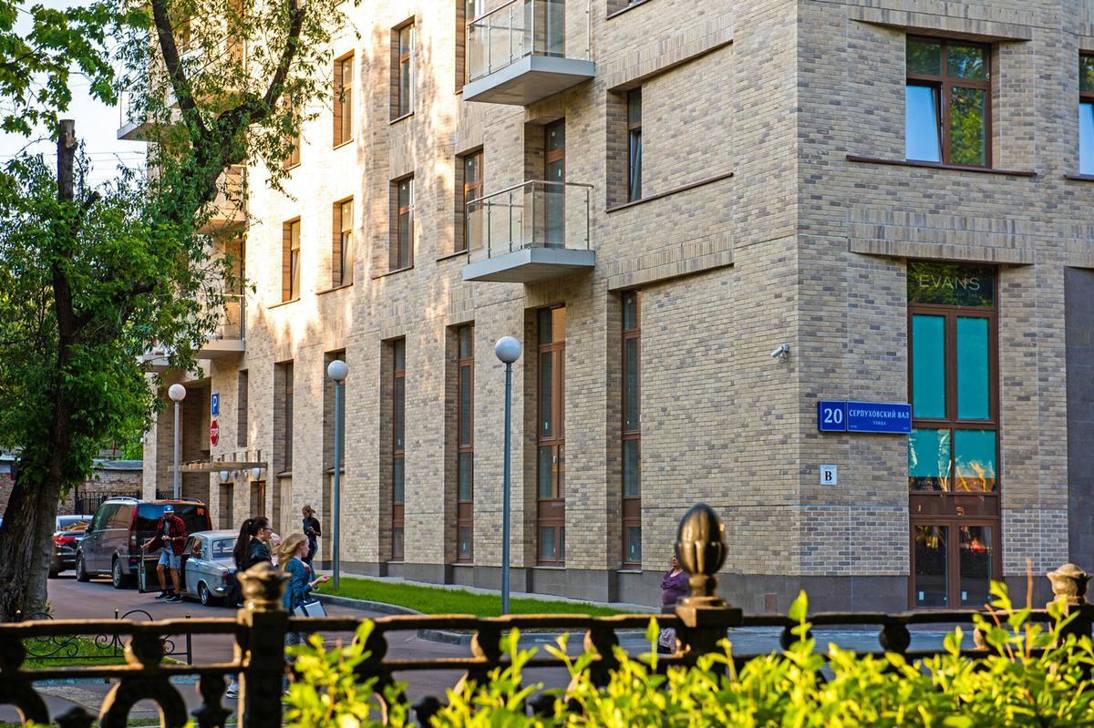 Клубный дом на Серпуховском Валу, id id29113, фото 3