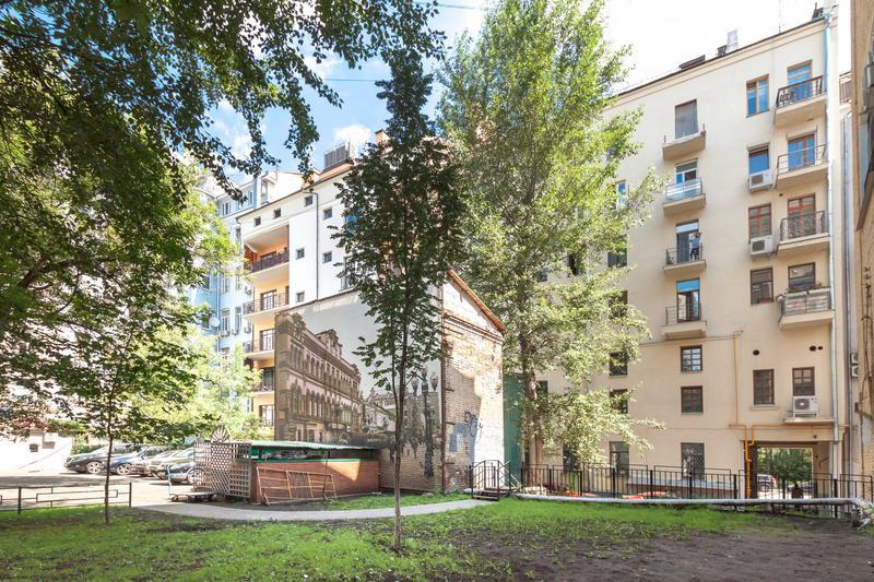 ЖК Староконюшенный переулок, 43, id id29209, фото 4