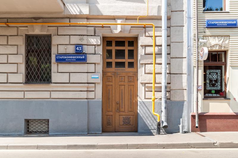 ЖК Староконюшенный переулок, 43, id id29209, фото 3