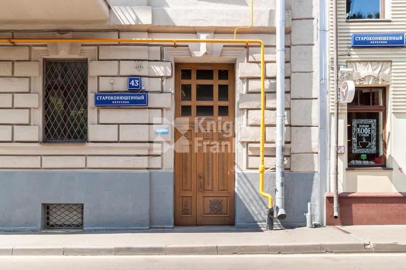 Жилой комплекс Староконюшенный переулок, 43, id id29209, фото 3