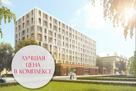 Апартаменты Клубный дом на Сретенке, id as29218, фото 1