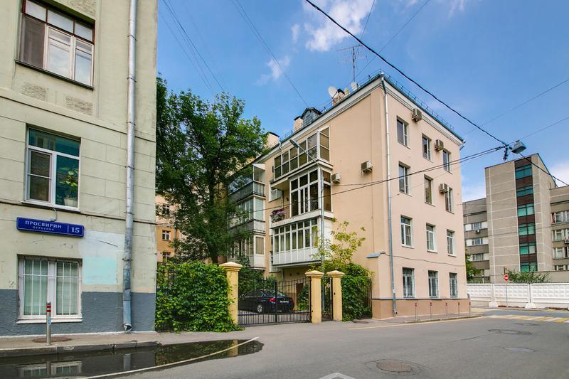 ЖК Костянский переулок, 11стр1, id id29366, фото 1