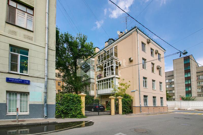 Жилой комплекс Костянский переулок, 11стр1, id id29366, фото 1
