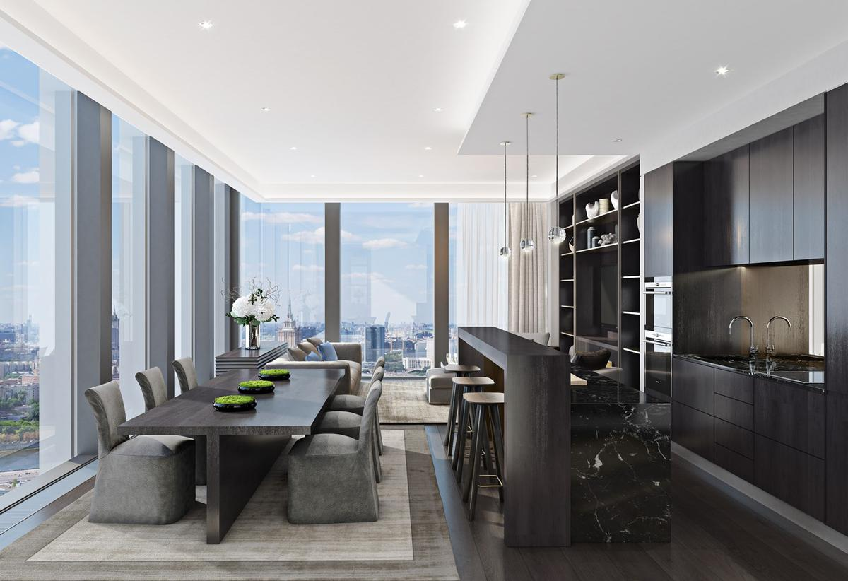 Апартаменты Neva Towers, id as33449, фото 13