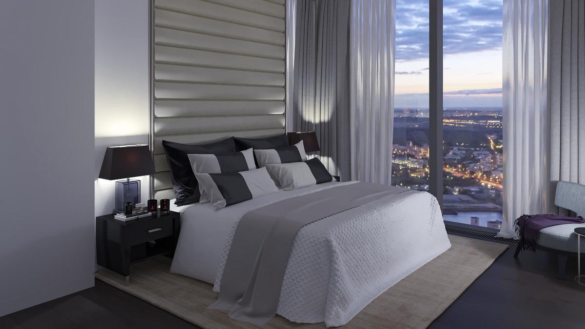 Апартаменты Neva Towers, id as33449, фото 19