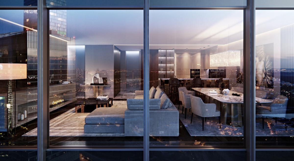 Апартаменты Neva Towers, id as33449, фото 21