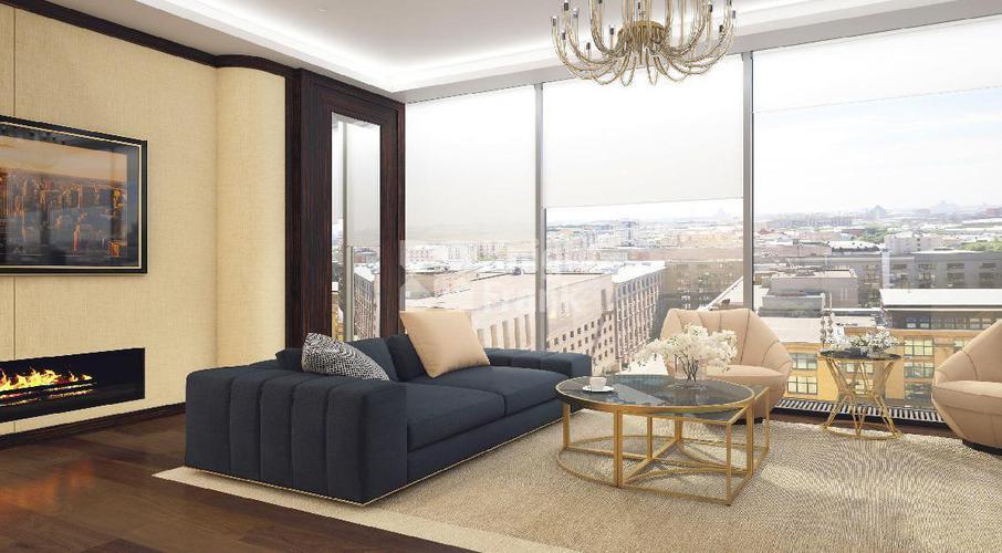 Апартаменты Резиденция Тверская, id as30184, фото 1