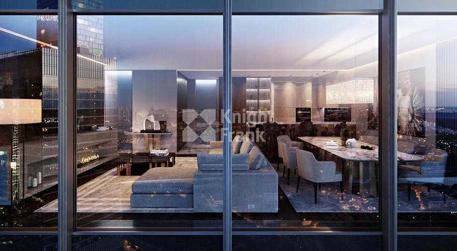 Апартаменты Neva Towers, id as30373, фото 1