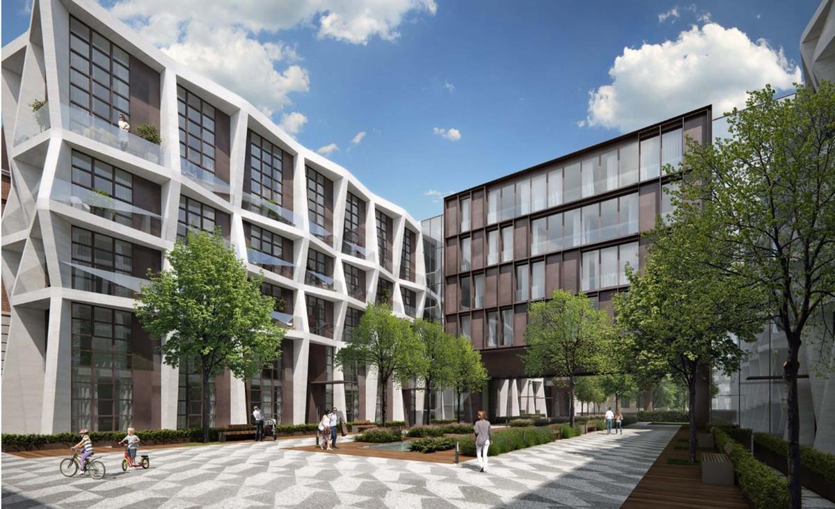 Апартаменты ORDYNKA, id as35684, фото 1