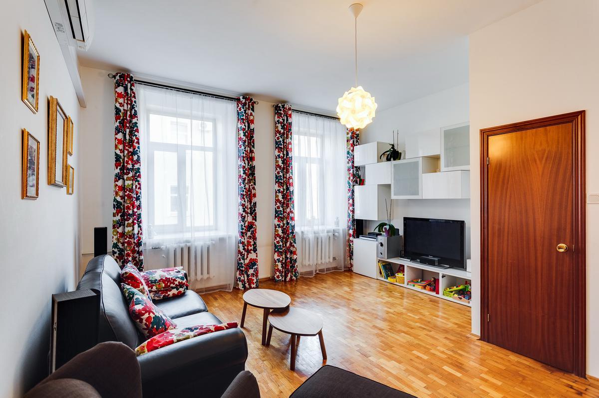 Квартира Петровка, 19стр5, id as30872, фото 1