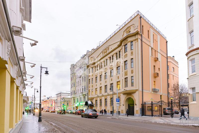 Жилой комплекс Пречистенка, 27, id id3115, фото 2