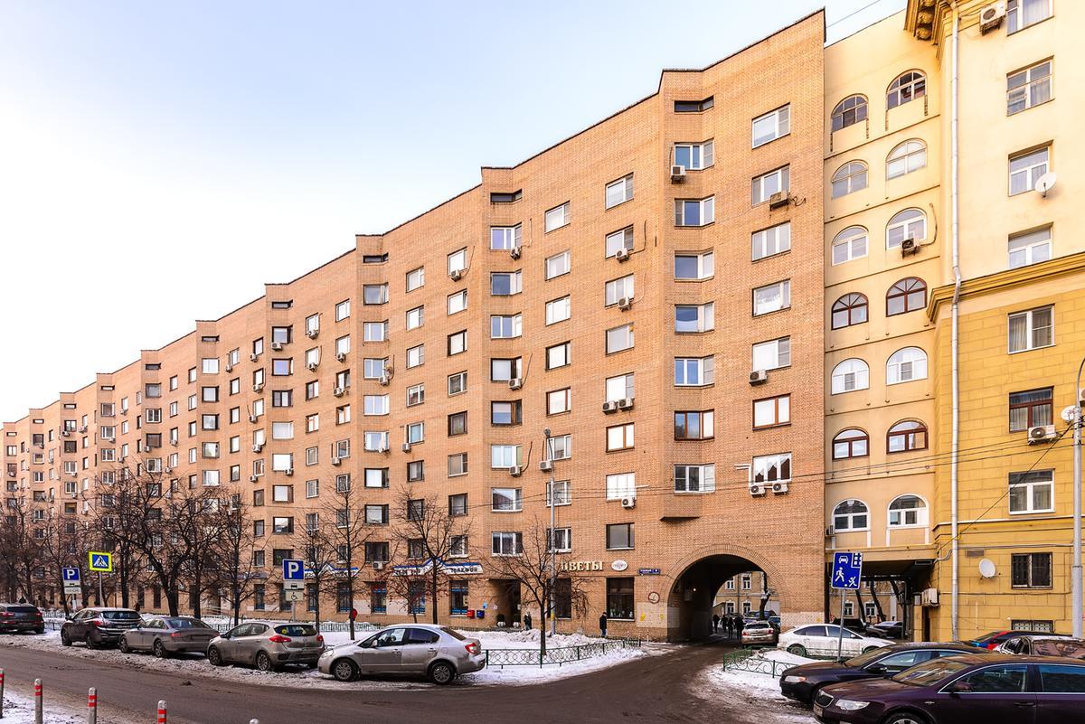 Квартира Ружейный переулок, 4, id as31223, фото 8