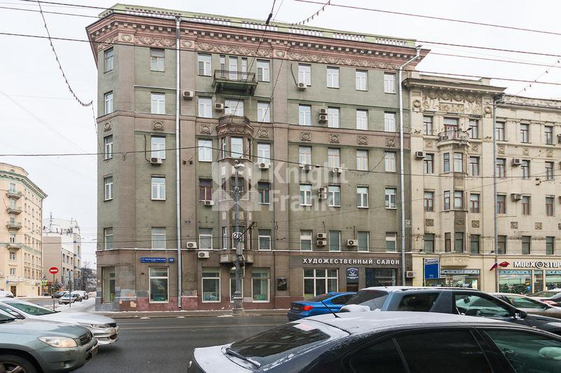 Жилой комплекс 1-я Тверская-Ямская, 18, id id31226, фото 1